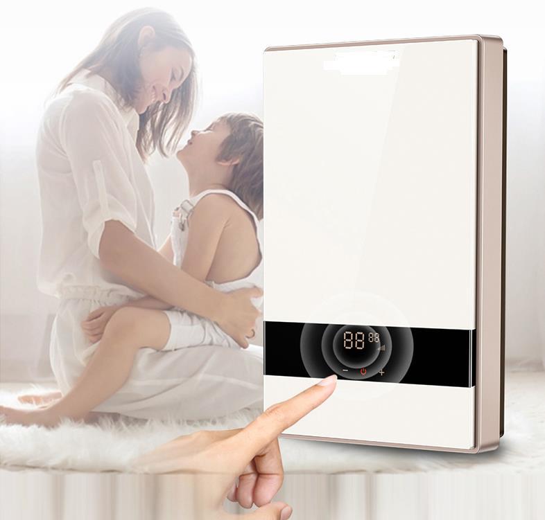 客信诺KH018激流浴热水器